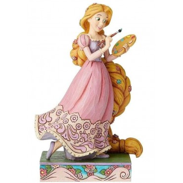 FIGURINE PRINCESSE RAIPONCE DISNEY TRADITIONS