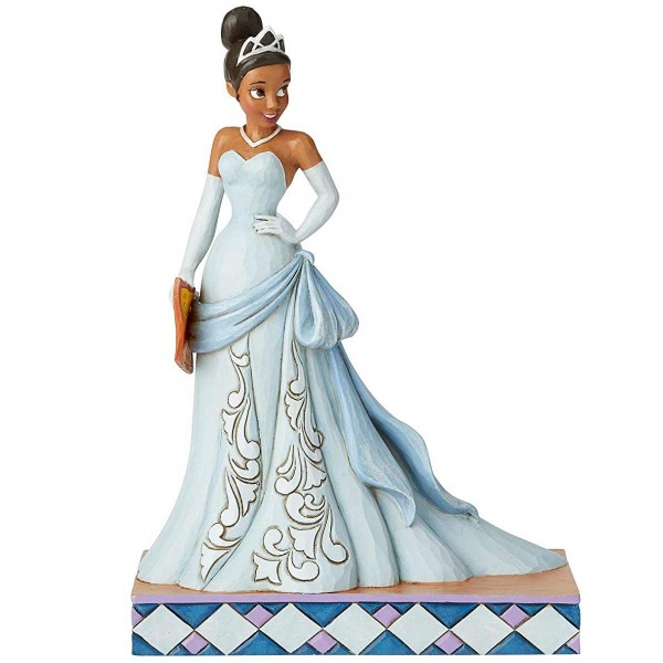 FIGURINE PRINCESSE TIANA DISNEY TRADITIONS