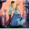 CENDRILLON ET LE PRINCE CHARMANT CAKE TOPPER DISNEY ENCHANTING