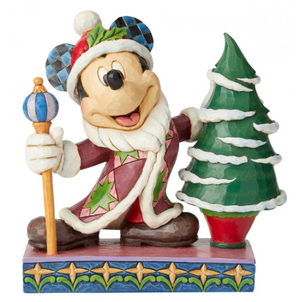 MICKEY PÈRE NOËL DISNEY TRADITIONS