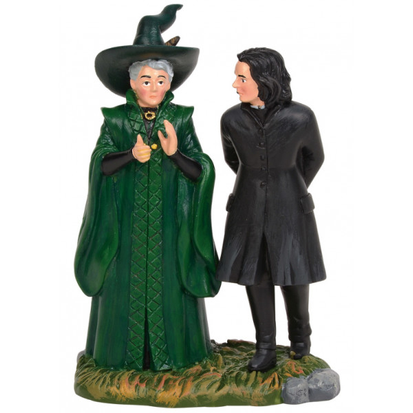 ROGUE ET MCGONAGALL - HARRY POTTER