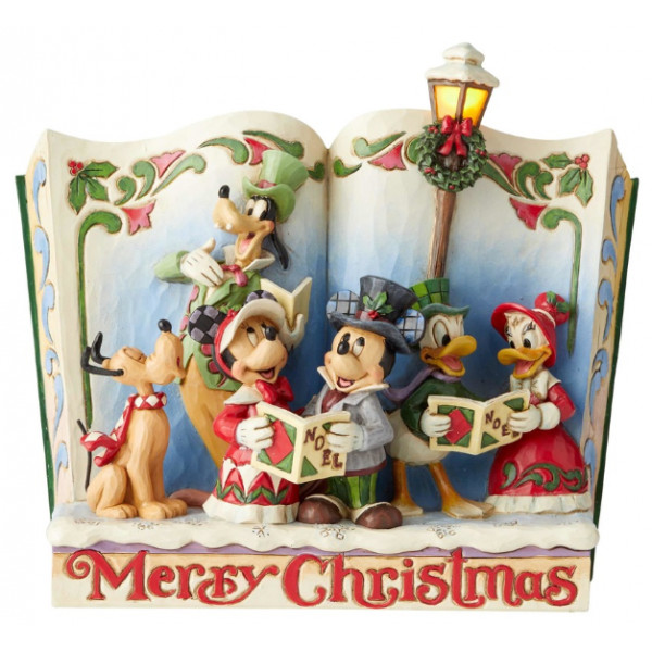 STORYBOOK NOËL MICKEY ET SES AMIS - DISNEY TRADITIONS