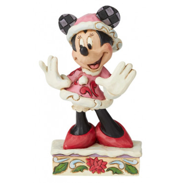 MINNIE EN ROBE DE FÊTE - DISNEY TRADITIONS