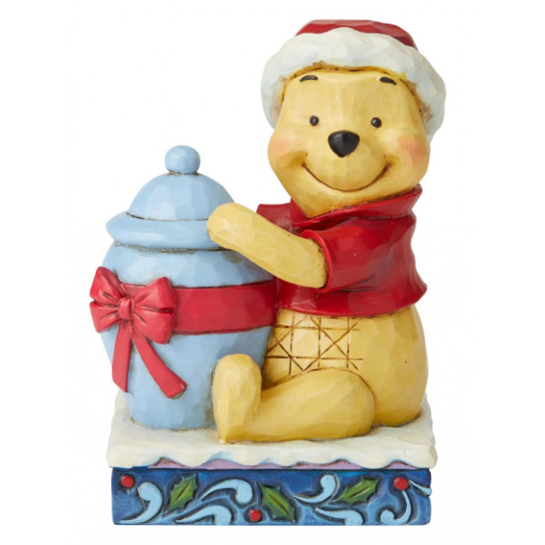 WINNIE DANS L'AMBIANCE DE NOËL - DISNEY TRADITIONS