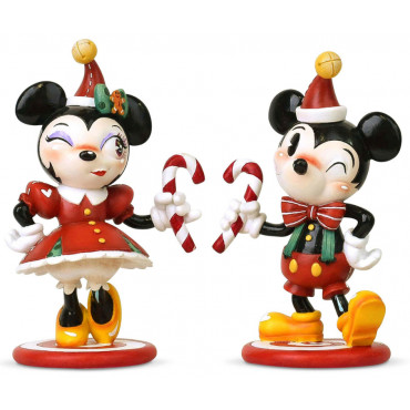 MINNIE ET MICKEY DE NOËL - MISS MINDY DISNEY