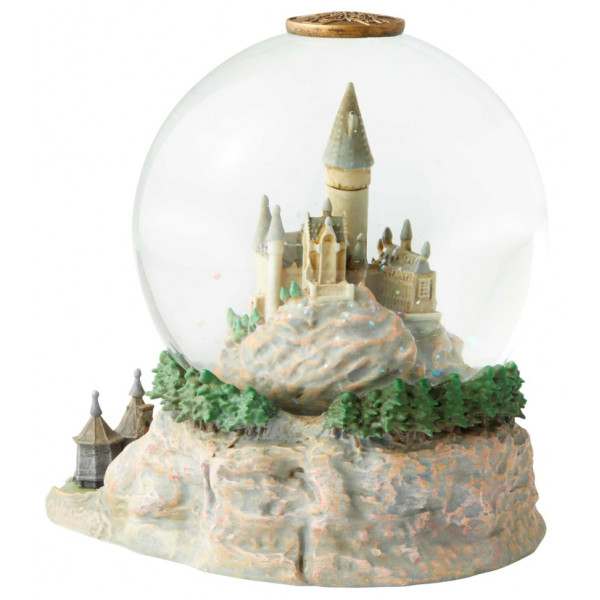 SNOWGLOBE CHATEAU DE POUDLARD - HARRY POTTER