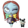 SALLY VINYLE AVEC FIGURINE - MISS MINDY DISNEY