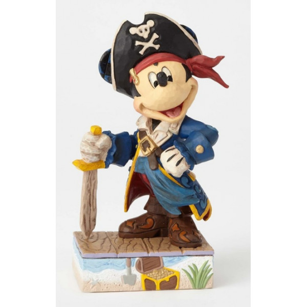 MICKEY PIRATE - DISNEY TRADITIONS