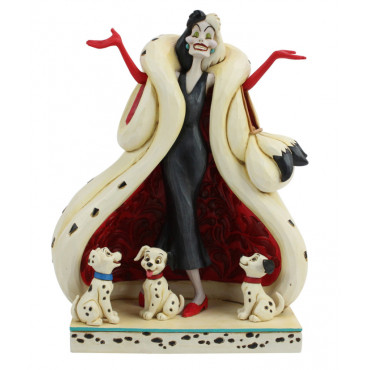 CRUELLA DIABOLIQUE - DISNEY TRADITIONS