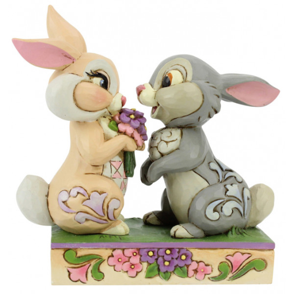 PANPAN ET MISS BUNNY - DISNEY TRADITIONS