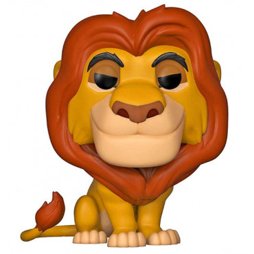 FUNKO POP! 495 - DISNEY ROI LION - MUFASA