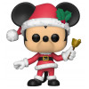 FUNKO POP! 612 - DISNEY NOËL - MICKEY