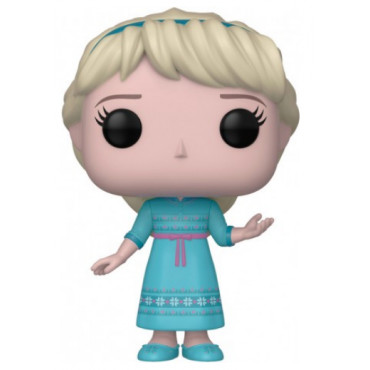 FUNKO POP! 588 - DISNEY FROZEN 2 - ELSA ENFANT