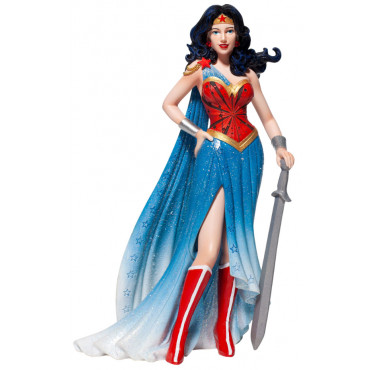 WONDER WOMAN HAUTE COUTURE - DC COMICS