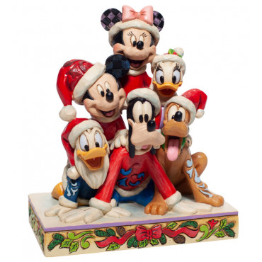 MICKEY ET SES AMIS A NOEL - DISNEY TRADITIONS