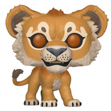 FUNKO POP! 547 - DISNEY ROI LION (LIVE ACTION) - SIMBA