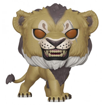 FUNKO POP! 548 - DISNEY ROI LION (LIVE ACTION) - SCAR