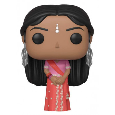 FUNKO POP! 99 - HARRY POTTER - PADMA PATIL (YULE)