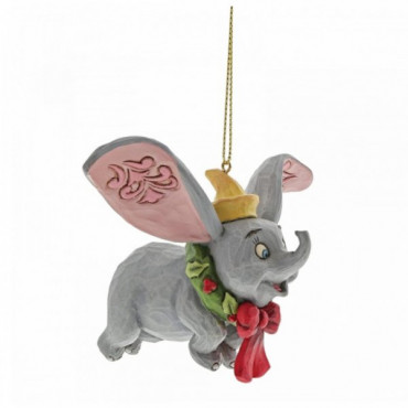 SUSPENSION DUMBO DE NOEL - DISNEY TRADITIONS