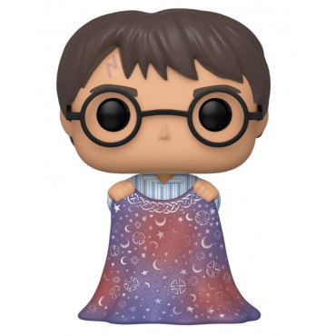 FUNKO POP! 112 - HARRY POTTER - HARRY AVEC SA CAPE D'INVISIBILITE