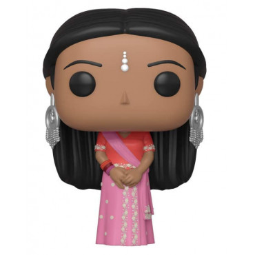 FUNKO POP! 100 - HARRY POTTER - PADMA PATIL (YULE)
