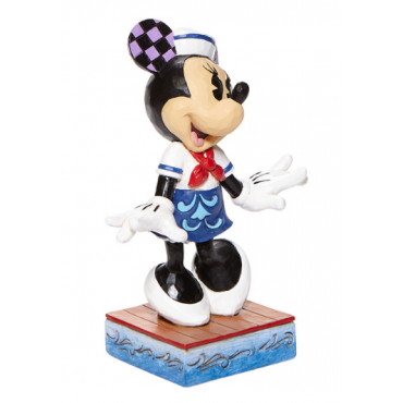 MINNIE NAVIGATRICE - DISNEY TRADITIONS