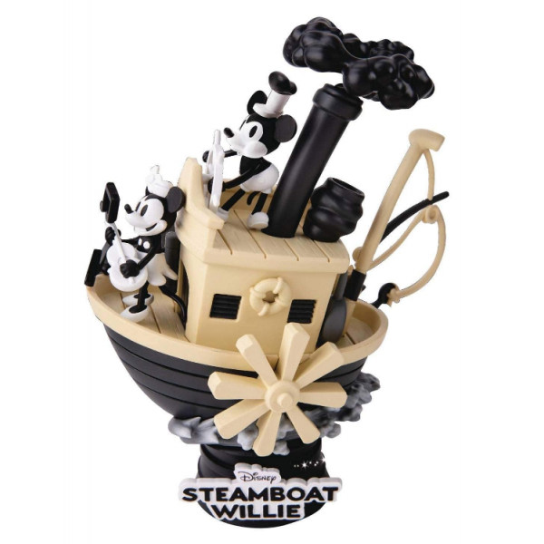 STEAMBOAT WILLIE - DISNEY D-SELECT