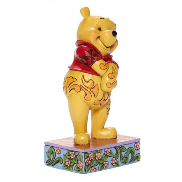 WINNIE EN POSE - DISNEY TRADITIONS