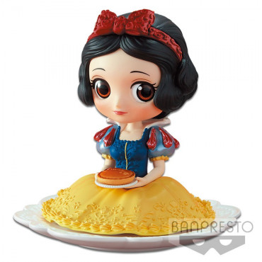 BLANCHE NEIGE ASSISE - DISNEY Q POSKET