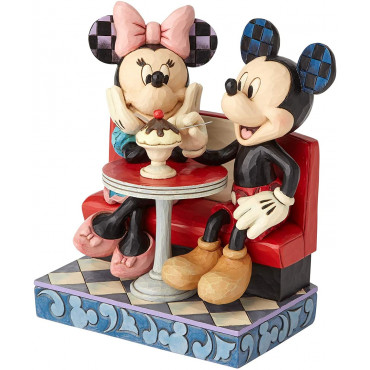 MICKEY ET MINNIE CHEZ LE GLACIER - DISNEY TRADITIONS