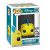 FUNKO POP! 237 DIAMOND EXCLUSIVE (DGLT) - DISNEY LE PETITE SIRENE - POLOCHON