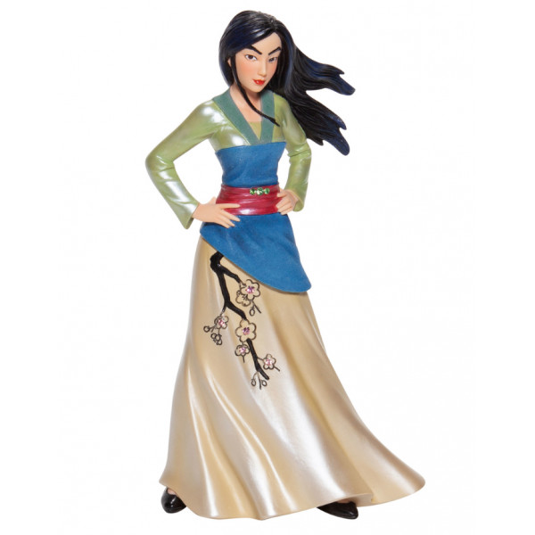 MULAN HAUTE COUTURE DISNEY SHOWCASE COLLECTION