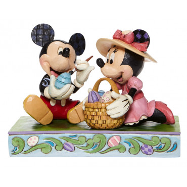 MICKEY ET MINNIE DE PÂQUES - DISNEY TRADITIONS