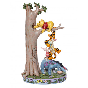 WINNIE ET SES AMIS SUR UN ARBRE - DISNEY TRADITIONS