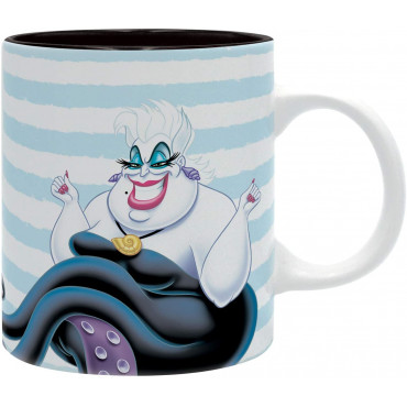MUG VILLAINS URSULA - DISNEY