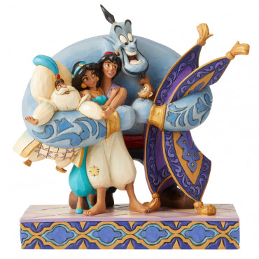 ALADDIN ET SON GROUPE - DISNEY TRADITIONS