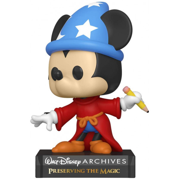 FUNKO POP! 799 - MICKEY SORCIER - DISNEY ARCHIVES