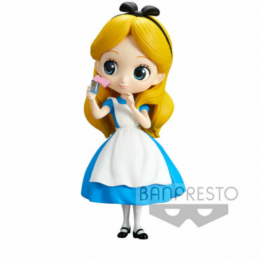 ALICE ALICE THINKING TIME - DISNEY Q POSKET