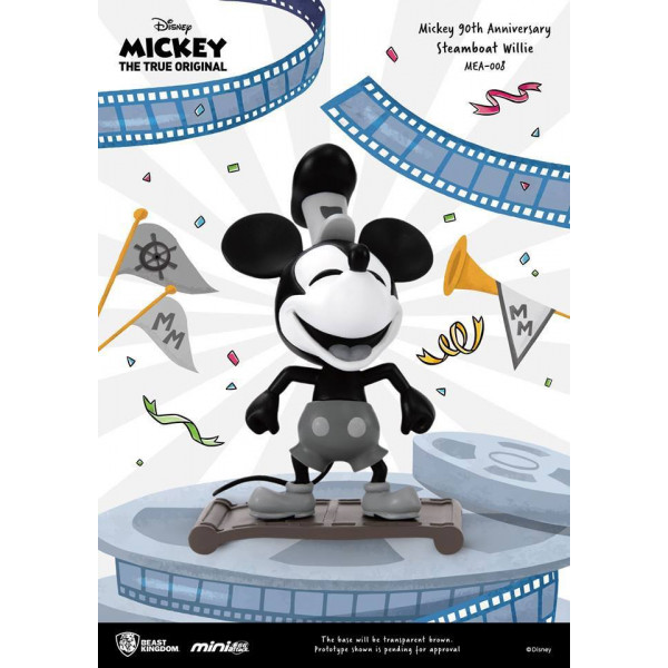 MICKEY STEAMBOAT WILLIE 90EME ANNIVERSAIRE - DISNEY MINI EGG ATTACK
