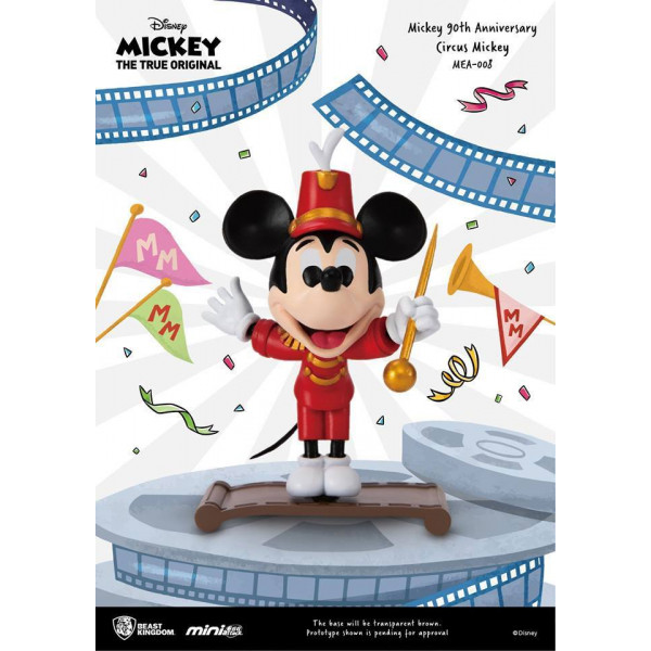 CIRCUS MICKEY 90EME ANNIVERSAIRE - DISNEY MINI EGG ATTACK
