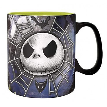 MUG NIGHTMARE BEFORE XMAS JACK & OOGIE- DISNEY