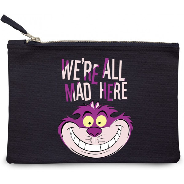 "TROUSSE À MAQUILLAGE "" WE'RE ALL MAD HERE "" - DISNEY"