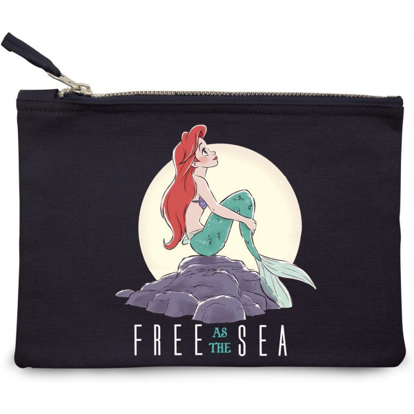 "TROUSSE À MAQUILLAGE "" FREE AS THE SEA "" - DISNEY"