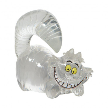MINI CHESHIRE CAT TRANSPARENT - DISNEY SHOWCASE