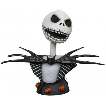 BUSTE JACK SKELLINGTON NIGHTMARE BEFORE CHRISTMAS