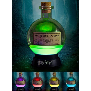 LAMPE POTION POLYNECTAR LARGE SIZE - HARRY POTTER