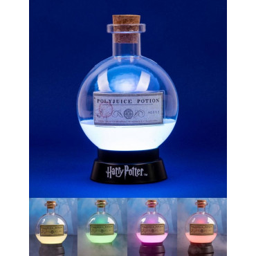 LAMPE POTION POLYNECTAR - HARRY POTTER