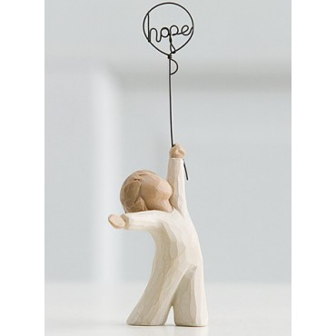 FIGURINE WILLOW TREE ESPOIR