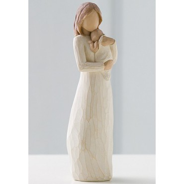 FIGURINE WILLOW TREE MON ANGE