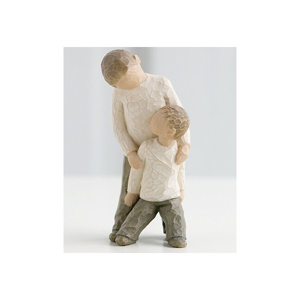 FIGURINE WILLOW TREE FRERES